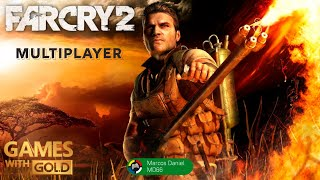 FAR CRY 2 (games with gold) - MULTIPLAYER