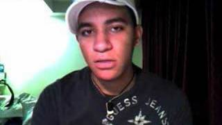 私の初めのビデオブログ.