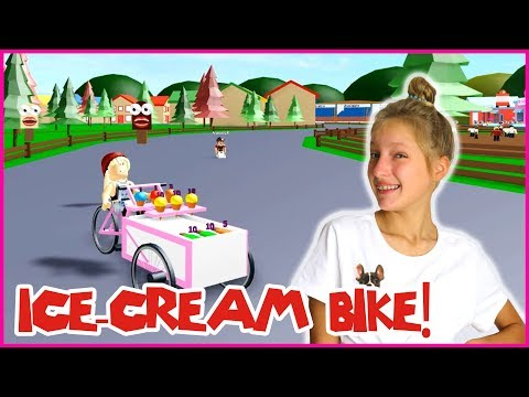 BUYING AN ICE CREAM BIKE!!!
