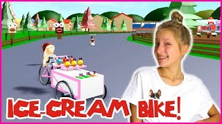 BUYING AN ICE CREAM BIKE!!!