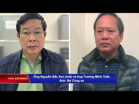 Hai cựu Bộ trưởng ăn hối lộ triệu đô (VOA) - YouTube
