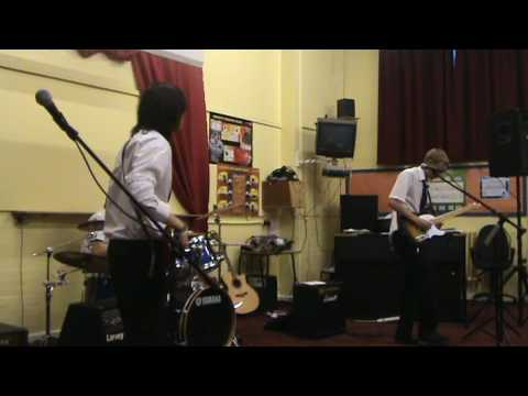 Take On Me - Awesome Cover - Westlands School - 14th May 09