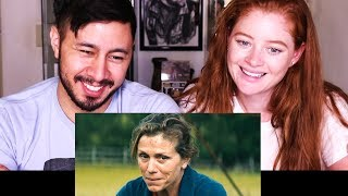 THREE BILLBOARDS OUTSIDE EBBING MISSOURI | Trailer #1| Reaction w/ Yvette!