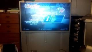 Free Sony 51' projection TV (man: 2003)