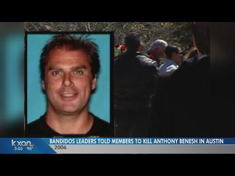 Ex-Bandidos biker gang leaders found guilty in Austin murder