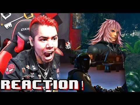 Kingdom Hearts 3 D23 2018 Trailer REACTION!