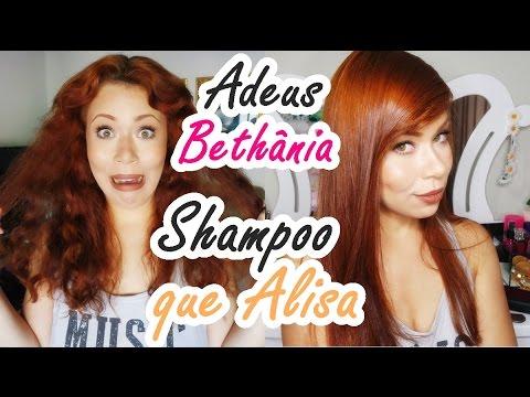 Shampoo Yenzah Whey Fit Liss | Shampoo que Alisa !!