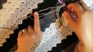 How to Make Super Bulky #6 Yarn Using Worsted Weight #4 Yarn & How to join new yarn