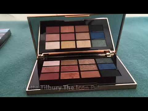 CT眼影 Charlotte Tilbury The Icon Palette Eyeshadow Arm Swatch (No Filter) thumbnail