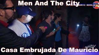 Raymond Y Sus Amigos Men And The City Casa Embrujada 30 oct 18