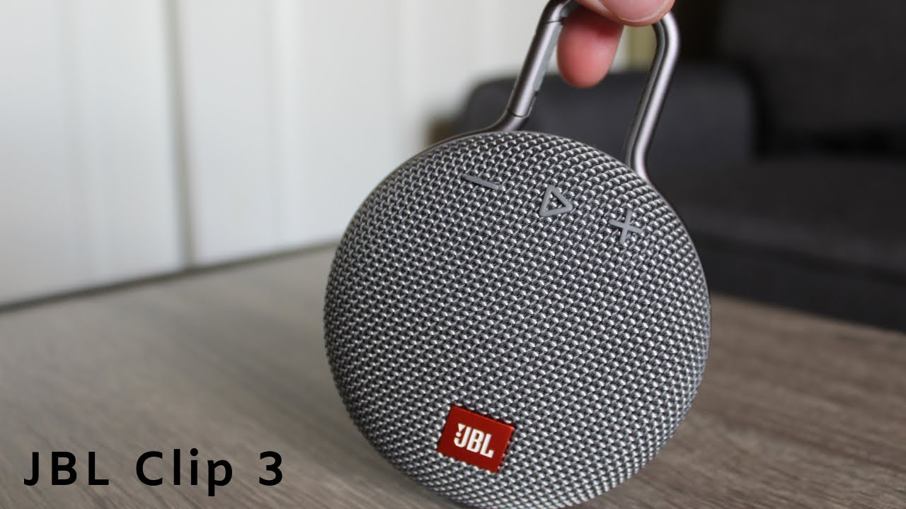 Download JBL Clip 3 Review | Worth The Price?