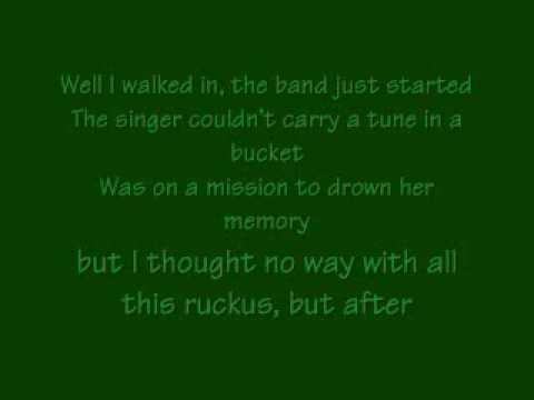 Ten Rounds with Jose Cuervo Tracy Byrd with lyrics