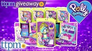 Win Polly Pocket Toys on #TTPMLIVE (8/15/18)