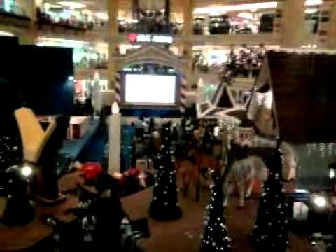 Taman Angrek Shopping Mall in Jakarta