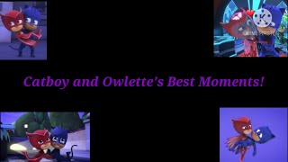 Catboy and Owlettes Best Moments (13+)