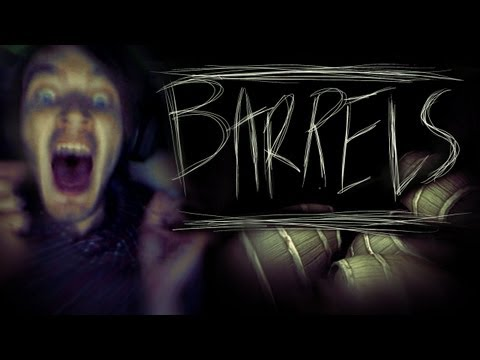 BARRELS!!! - The Game (Slender Based)