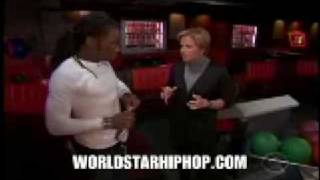 Lil Wayne Interview with Katie Couric [Full 11 Min Interview] part 1 - 9/2/09 www.JimmyRoos.com