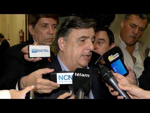 Diputados del oficialismo plantearon su preocupación por la situación en Venezuela