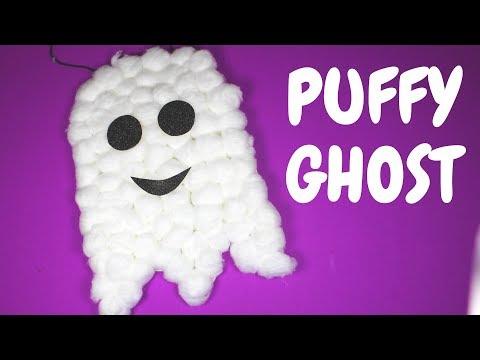 puffy-ghost-halloween-craft-|-halloween-crafts-for-kids