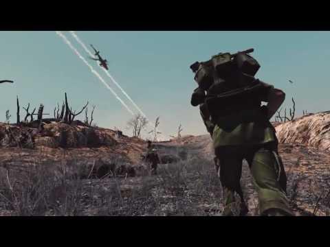 Релизный трейлер игры Rising Storm 2: Vietnam!