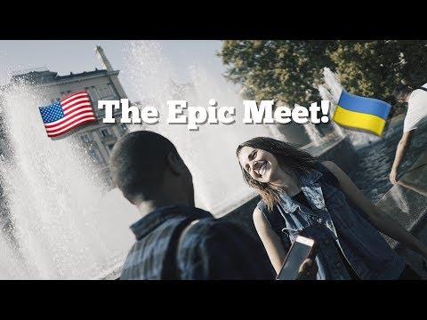 I MET MY UKRAINIAN FRIEND!!! (Ukraine Travel Vlog)