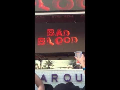 Dash Berlin - Bad Blood (Marquee Dayclub Las Vegas) (Labor Day Weekend 2015)