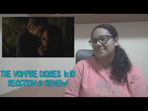 The Vampire Diaries 1x10 REACTION & REVIEW