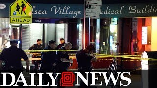 Gunman Riding A Bicycle Shoots Three Men In The West Village thumbnail