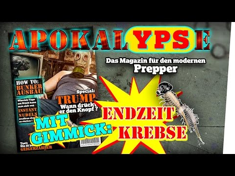 ApokalYPSe – Das Magazin für deutsche Prepper