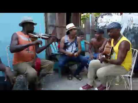 Duo lamorut y Pedrin Reve ,Sagua de Tánamo agosto 2016