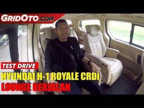 Hyundai H-1 Royale CRDi I Test Drive I GridOto