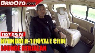 Hyundai H 1 Royale CRDi I Test Drive I GridOto смотреть