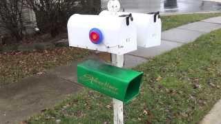 видео mailbox alert