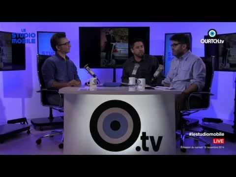 Le Studio Mobile S02E04 : Le Monde de Yo-Ho, Moto 360 et LG G Watch R