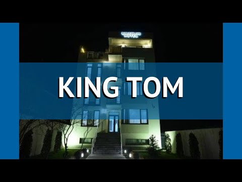 KING TOM 3* Грузия Тбилиси обзор – отель КИНГ ТОМ 3* Тбилиси видео обзор