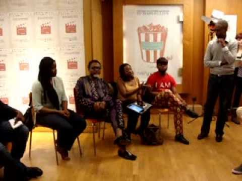 Debate at NollywoodWeek Paris: Nollywood film distribution - Professional Encounter session - 1/7