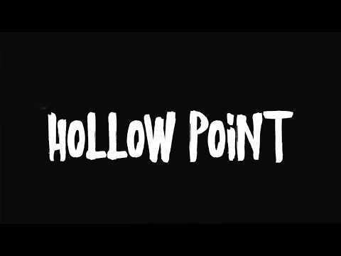 BLUE LIZARD - HOLLOW POINT (Lyric Video)
