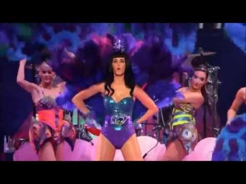 Katy Perry - Hummingbird Heartbeat [Music Video] (California Dreams Tour Edit)