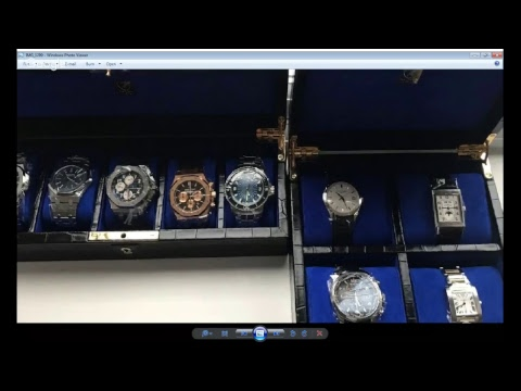 RICH RUDI'S SUPER WRIST WATCH COLLECTION - Clyve Talks about it