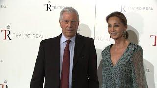 Isabel Preysler, radiante en el estreno de temporada del Teatro Real