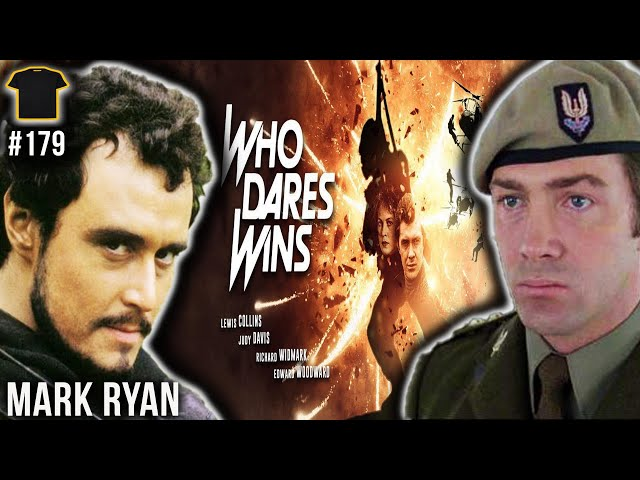 Who Dares Wins | Mark Ryan | Former British Intelligence Officer | Chris Thrall's Podcast #179