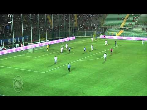 Davide Brivio a segno contro il Padova in Tim Cup