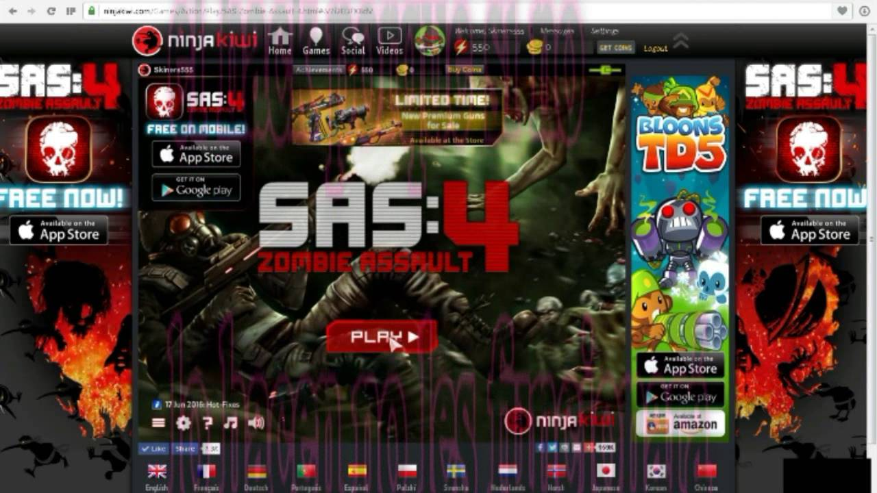 Download Sas Zombie Assault 4 Mod Apk-[Mod+Apk+PATCH+CHEATS]