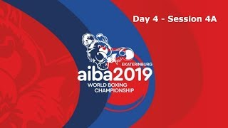 AIBA Men's World Boxing Championships 2019. Day 4. Ring A