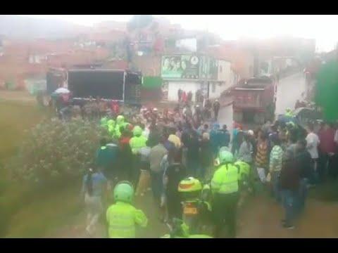 Por falsa noticia de rapto, linchan a varios hombres en el sur de Bogotá | Noticias Caracol