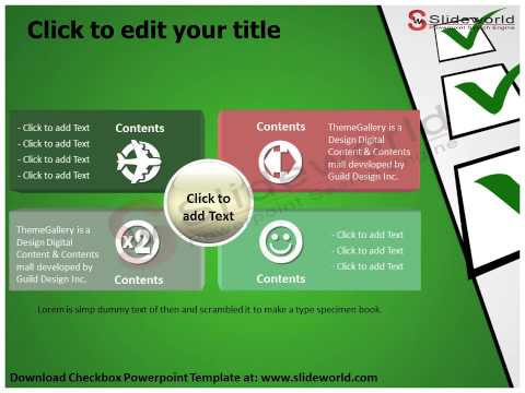 checkbox-powerpoint-template---slideworld