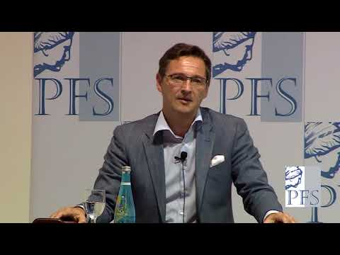 Titus Gebel, Creating Free Private Cities (PFS 2017)