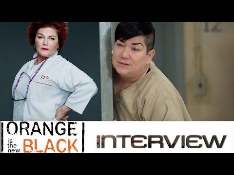 Orange is the New Black: Interview mit Kate Mulgrew und Lea DeLaria zu Staffel 4 der Netflix-Serie