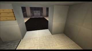 Minecraft Skyscraper with Elevator