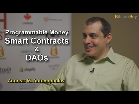 Does Ethereum compete against Bitcoin & can they work together? - Andreas M. Antonopoulos